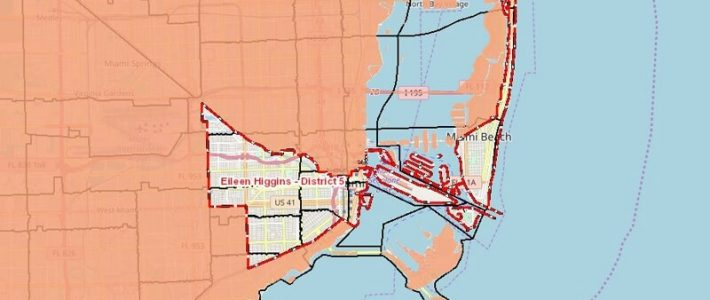 Miami Dade District Map | Draw A Topographic Map pertaining to Miami Dade Zoning Map