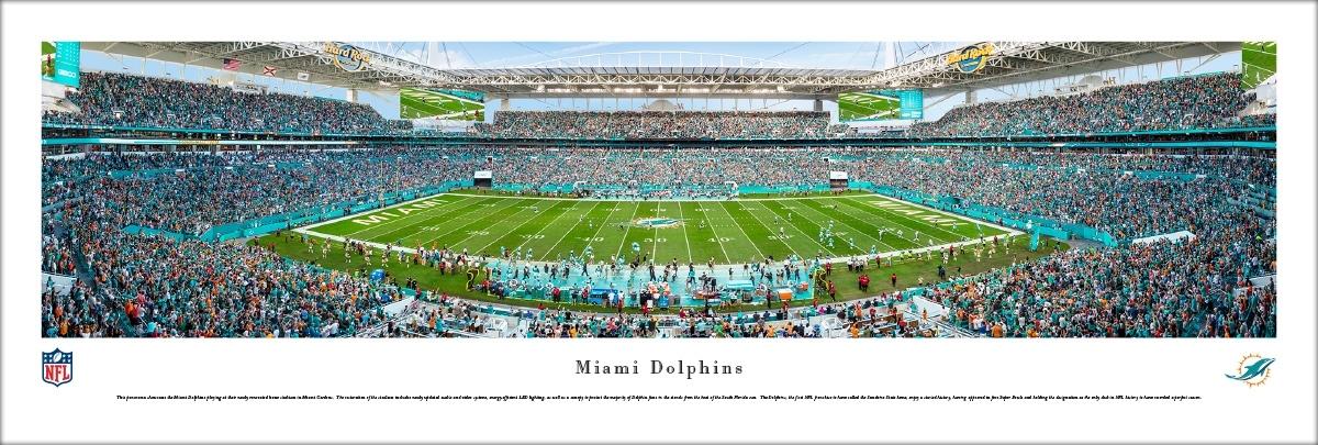 Miami Dolphins Stadium Panoramic(Nfldol2)   4Th And Goal regarding Miami Soccer Stadium Address