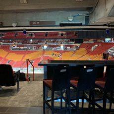 Miami Heat Suite Rentals | American Airlines Arena with regard to American Airlines Arena Address Miami Fl