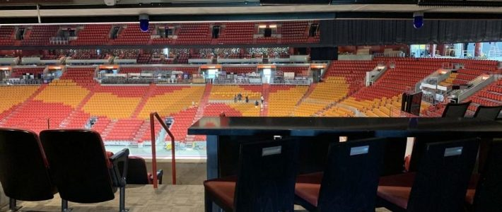 Miami Heat Suite Rentals   American Airlines Arena with regard to American Airlines Arena Address Miami Fl