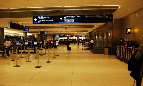 Miami International Airport At American Airlines Terminal intended for Miami Airport Terminals By Airline