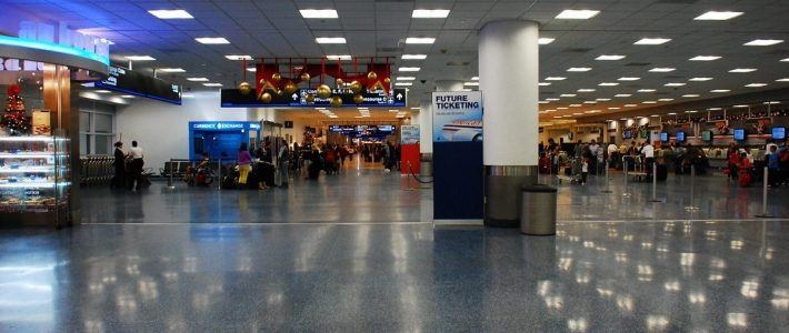 Miami International Airport At American Airlines Terminal pertaining to Miami Airport Map Concourse D