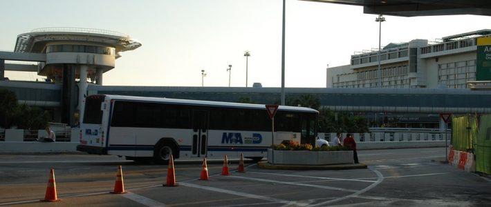 Miami International Airport At American Airlines Terminal with Miami International Airport Terminal American Airlines
