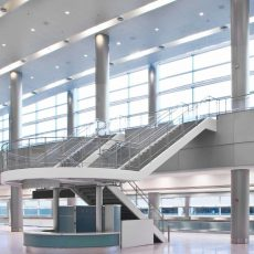 Miami International Airport: South Terminal   Expansion regarding Miami Airport Map Terminal N