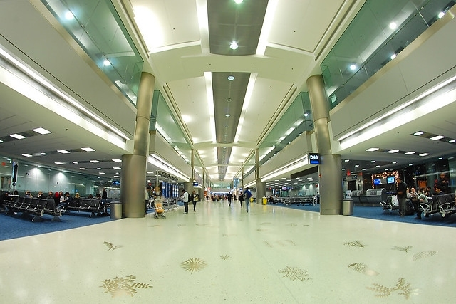 Miami International Airport   Terminal D   Flickr - Photo with regard to Miami International Airport Map Terminal N