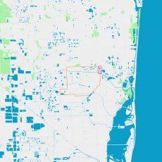 Miami Lakes Florida Map | Printable Maps inside Miami Florida Location Map
