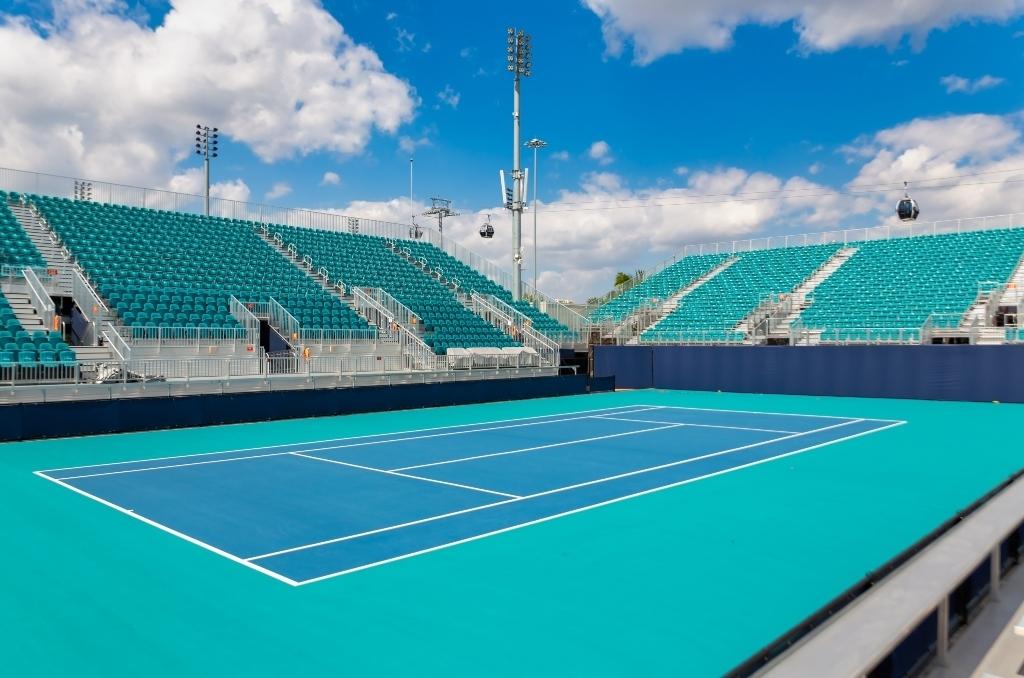 Miami Open 'Still Moving Forward' Despite Coronavirus regarding Miami Open Map 2019