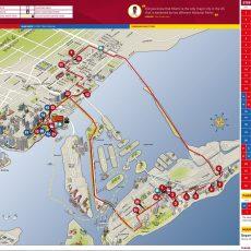 Miami Tourist Bus - Introducing Miami within Miami Bus Map