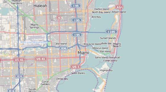 Miami - Wikipédia within Mapa De Miami Beach Para Imprimir