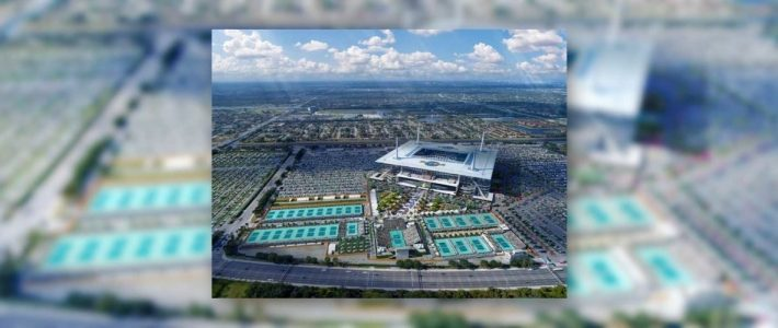 Moss Awarded Construction Contract For Miami Open'S New throughout Hard Rock Stadium Miami Open Address