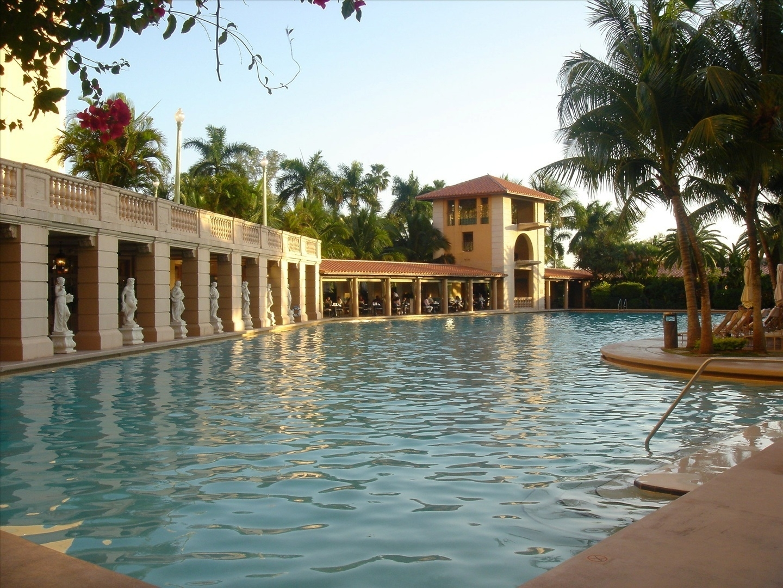 My Fictional Travel Blog About Miami: Biltmore Hotel regarding Coral Gables Miami Mapa