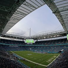Nfl Clears Hard Rock Stadium Field Surface For Jets At with regard to Miami Dolphins Stadium On Map