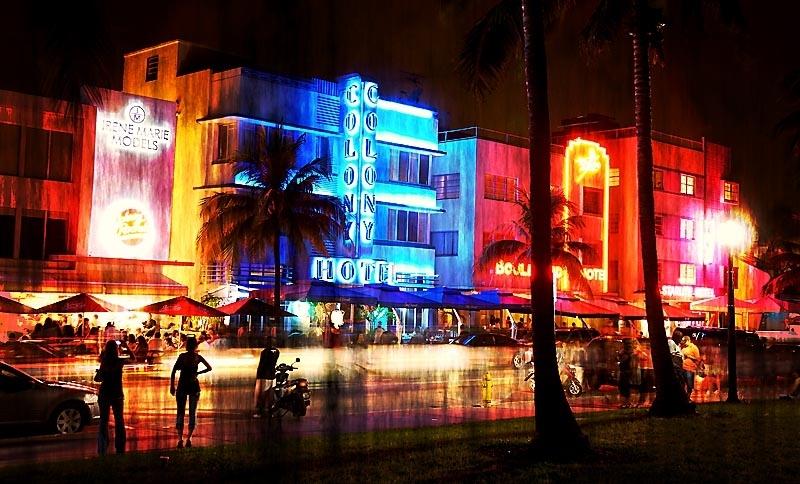 Nightlife In Miami - Fashionfresta within Miami South Beach Nightlife Map