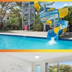 Nobby Beach Holiday Village - Caravan Parks - 2200 Gold regarding Miami Beach Queensland Map