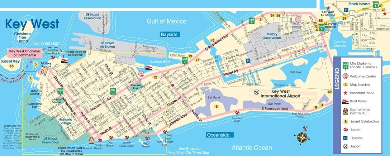 Notre Vie De Voyageurs: Miami - Les Keys throughout Miami Beach Zoning Map