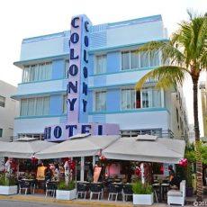 Ocean Drive Hotels - Beachfront Hotels On Miami South Beach inside Map Ocean Drive Miami