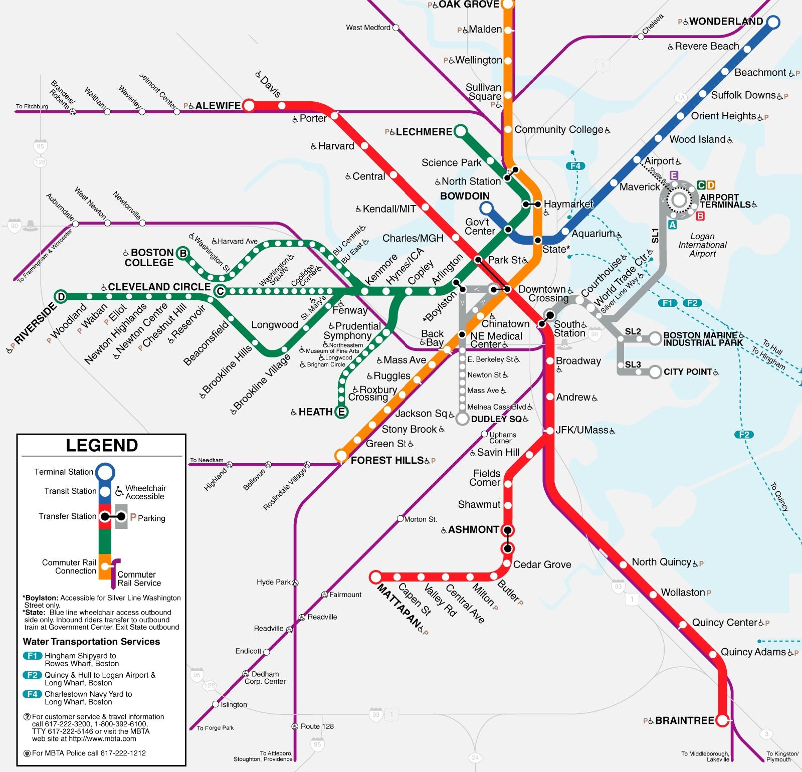 Pin De Angel Jimenez En Boston En 2020 | Mapa Del Metro with regard to Mapa Metro Miami Florida