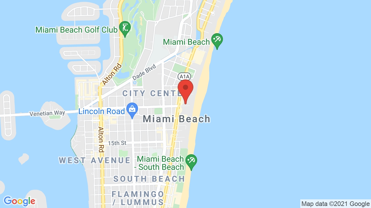 Sls South Beach In Miami Beach, Fl - Concerts, Tickets in South Beach Miami Map Of Hotels