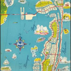 Street Map Of Miami Beach America'S Year Round Playground pertaining to Miami Beach In Map