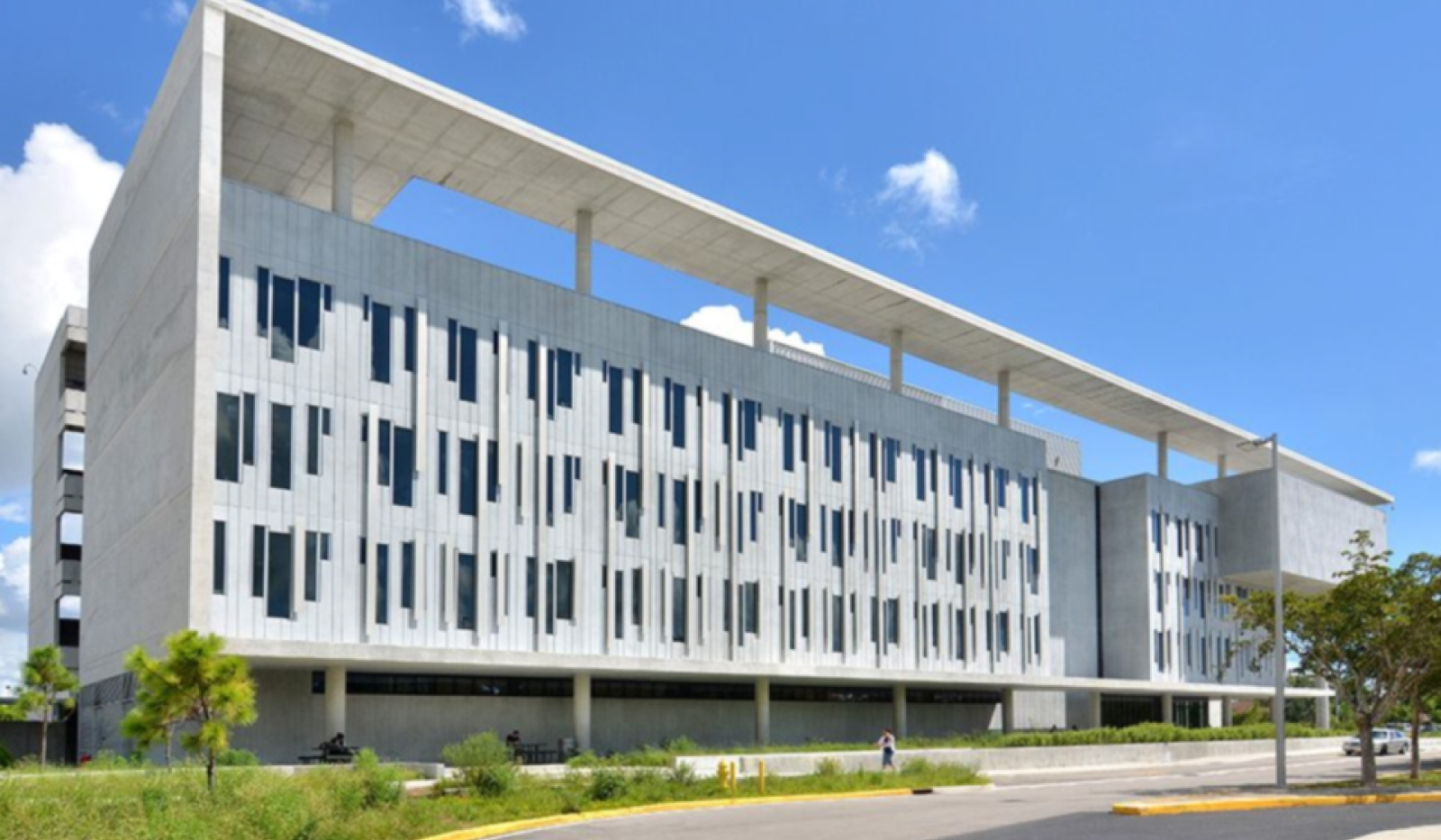 Tecnoglass - Miami Dade College Kendall Campus Academic for Miami Dade College Map Kendall