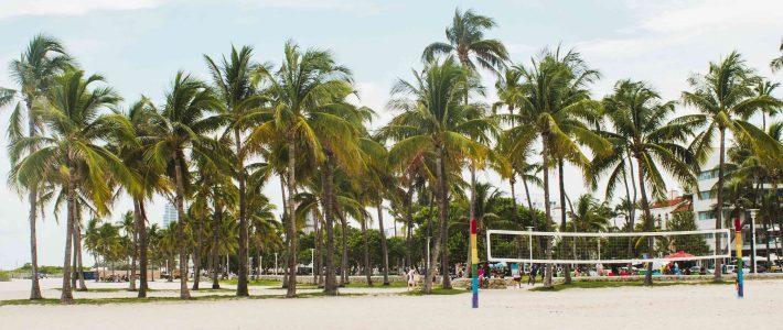 The Best Miami Beaches intended for Lummus Park Miami Beach Map