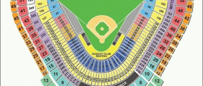 The Most Incredible And Interesting Dodger Stadium Seating intended for Miami Stadium Seat Map