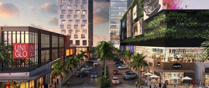 The Site Of Dean'S Gold Strip Club Will Become A Massive regarding South Beach Miami Strip Map