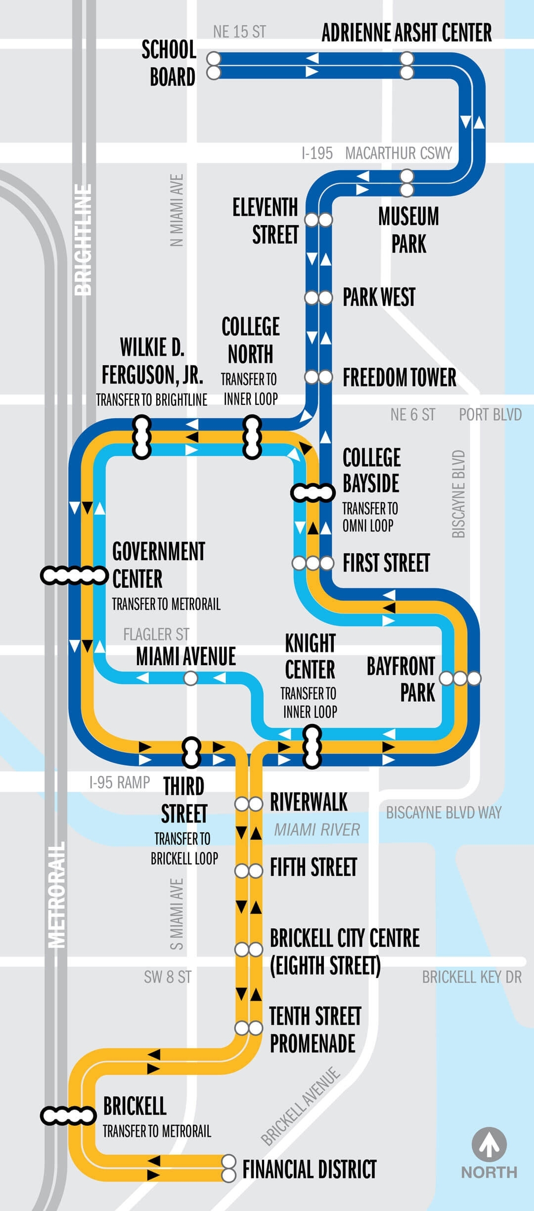 Transportation - Ultra Music Festival intended for Miami Bus Stops Map