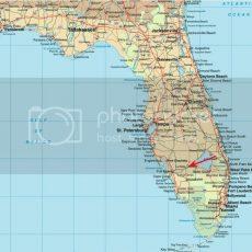 Vida En Fort Lauderdale .Downtown-Playas-Nightlife in Mapa De Miami Beach Florida Usa