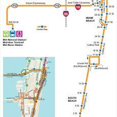 Vuelos (Baratos) A Miami Desde España [*Solo 290€] throughout Mapa De Miami Beach Con Calles