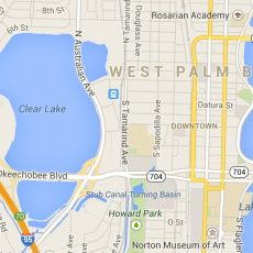 West Palm Beach | Real Estate And Market Trends regarding Grand Beach Miami Map