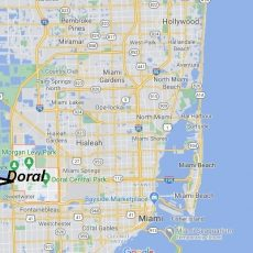 Where Is Doral Florida? What County Is Doral Fl In | Where intended for Miami Safe Areas Map